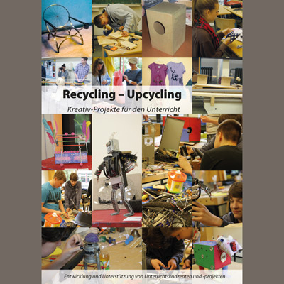Recycling – Upcycling Titelseite